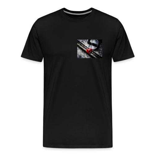 0 intro love 100642565 orig - Männer Premium T-Shirt