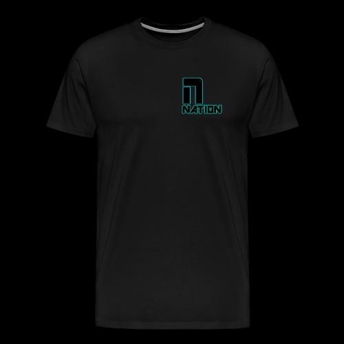 nation - Men's Premium T-Shirt