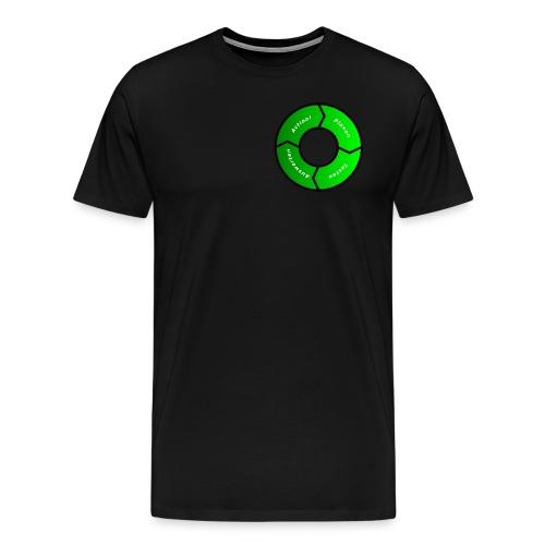 PDCA 1 - Männer Premium T-Shirt