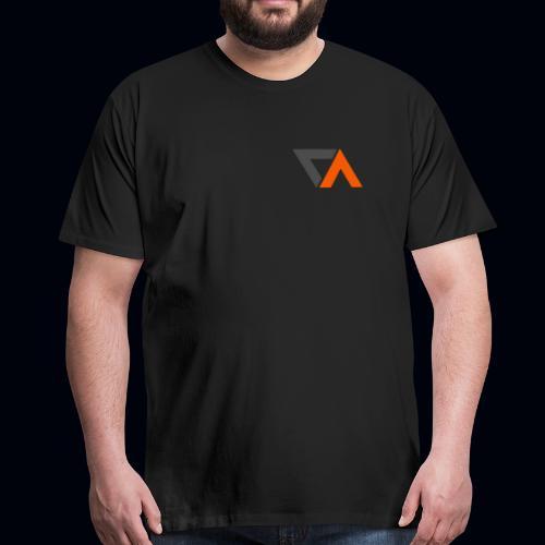 CA TEAM LOGO - Men's Premium T-Shirt