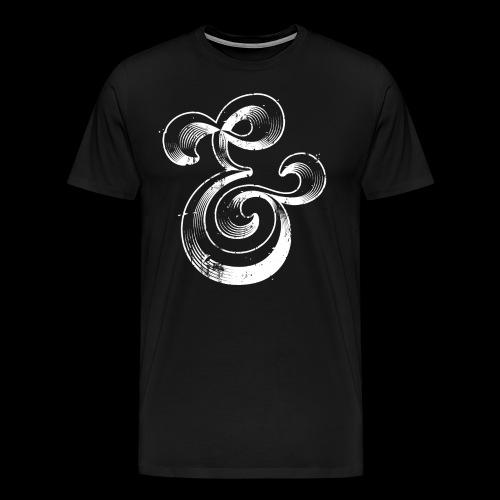 Esperluette - T-shirt Premium Homme