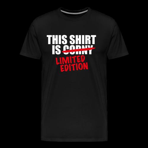 Corny - Premium T-skjorte for menn