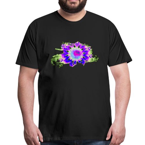 cellular eye two popart - Männer Premium T-Shirt