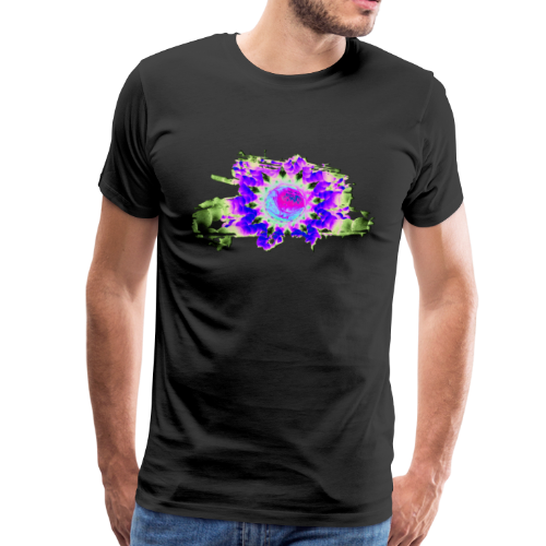 cellular eye two popart - Männer Premium T-Shirt