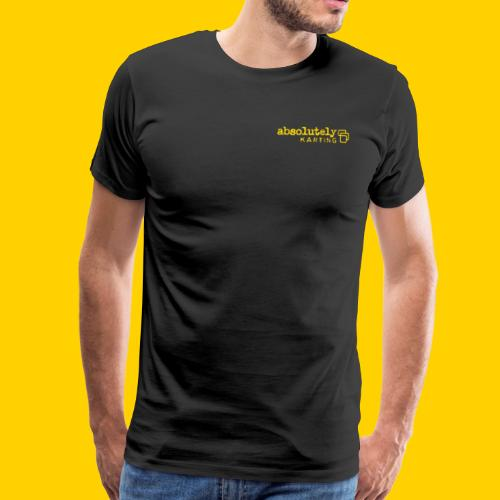 logo1yel - Men's Premium T-Shirt