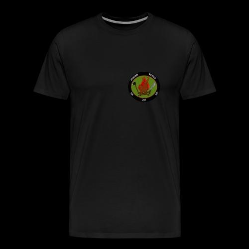 Bushcraft - Nordtour - Männer Premium T-Shirt