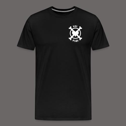 One Peace White - T-shirt Premium Homme