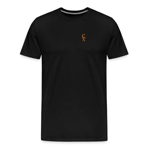CHARLES CHARLES LOGO - Men's Premium T-Shirt
