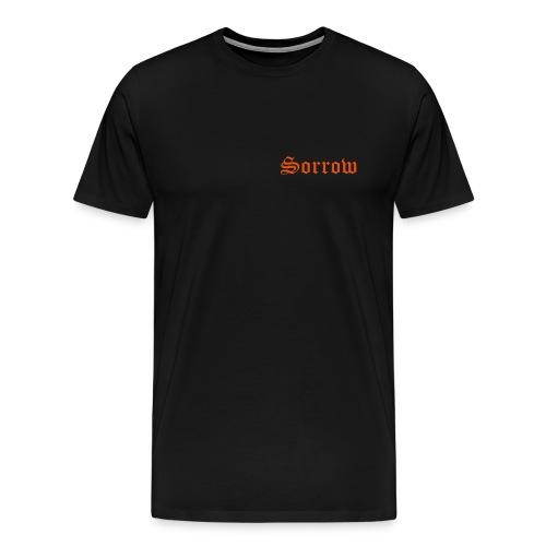 Sorrow - Männer Premium T-Shirt