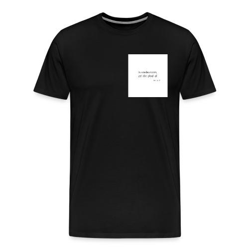 Design - Mannen Premium T-shirt