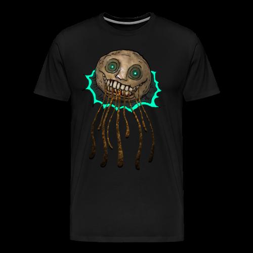 Snuspaltspöket - Premium-T-shirt herr