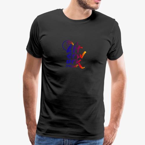 Afterwork Sunset - Männer Premium T-Shirt