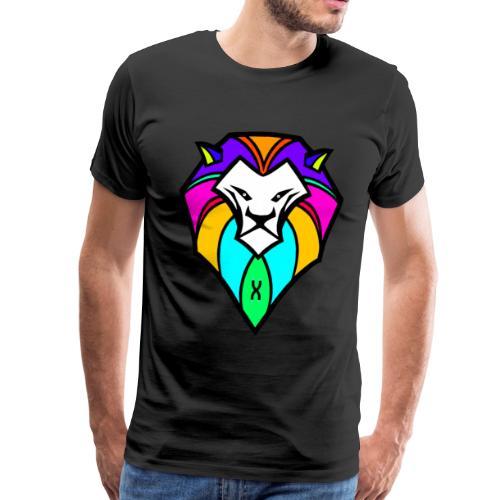 Safari Colorz - Maglietta Premium da uomo