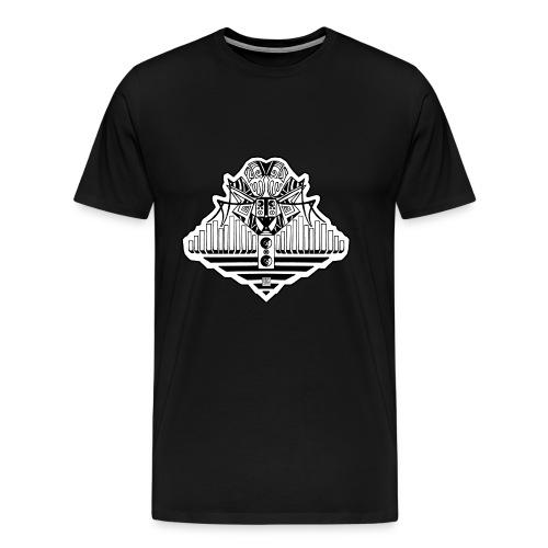insect cat - Men's Premium T-Shirt