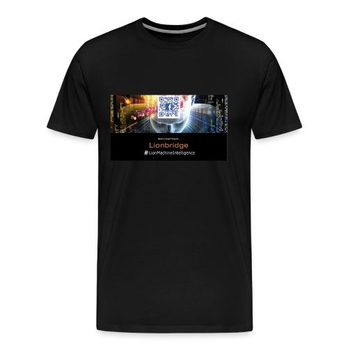 AI Logo - Men's Premium T-Shirt