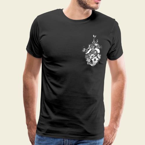 Ans Herz gewachsen - Männer Premium T-Shirt