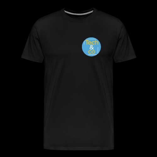 TechAndCo - T-shirt Premium Homme
