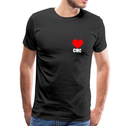 I love CMC - T-shirt Premium Homme