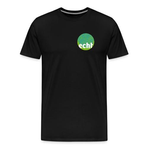 echt.cloppenburg Stadtmarke Grün - Männer Premium T-Shirt