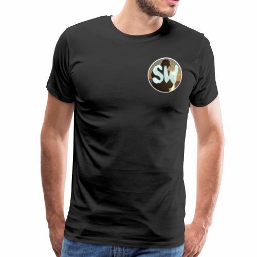 T-Shirts Rond StijnWolthuis logo - Mannen Premium T-shirt