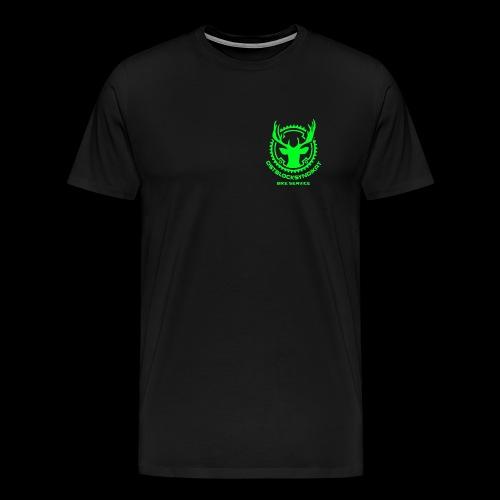 LOGO Grün - Männer Premium T-Shirt