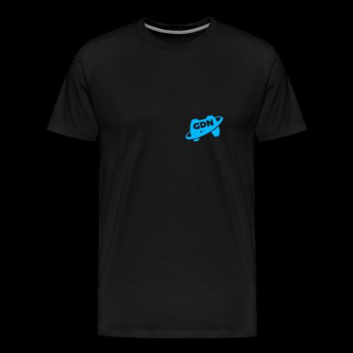 Game Dev Network: Blue - Men's Premium T-Shirt