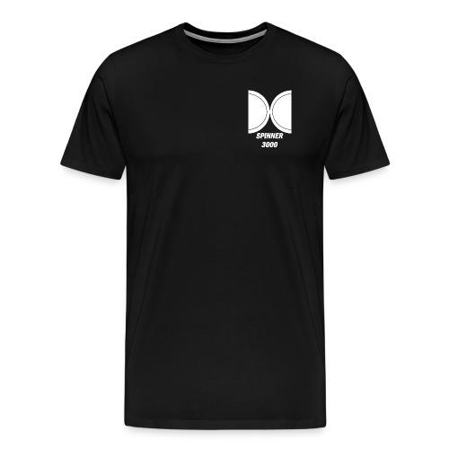 Light logo - T-shirt Premium Homme