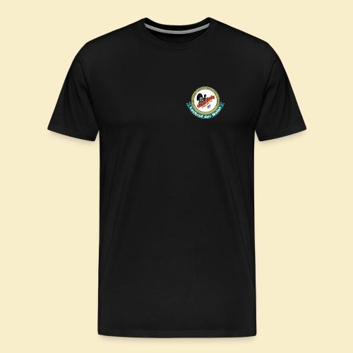 Auerbraeu Logo - Männer Premium T-Shirt