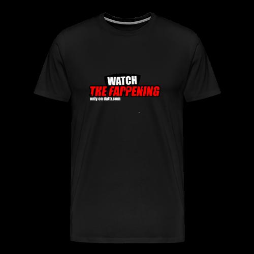fappening - T-shirt Premium Homme