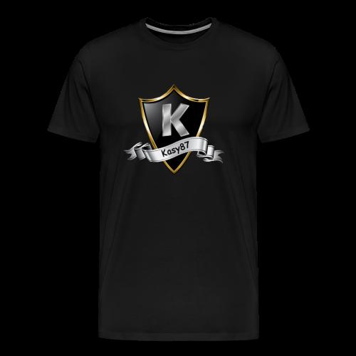 Kasy87 Merch - Männer Premium T-Shirt