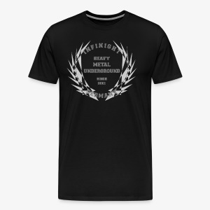 Infinight College Shirts clean hell used - Männer Premium T-Shirt