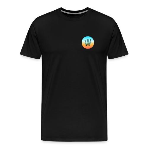 WBrand Tropical - T-shirt Premium Homme