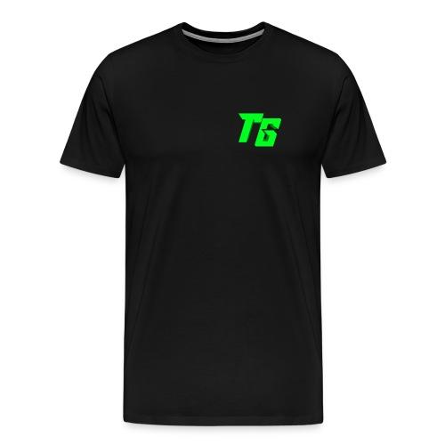 Tristan Jeux marchandises logo - T-shirt Premium Homme