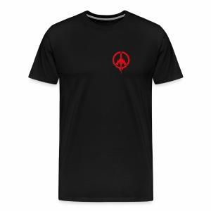 Electronica de Baile - Camiseta premium hombre