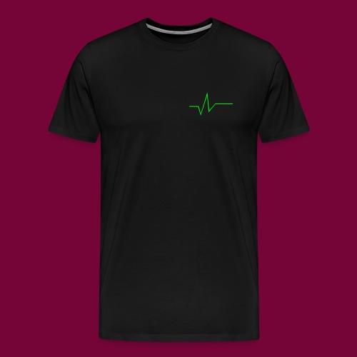 DJ SWAT Wave - Männer Premium T-Shirt