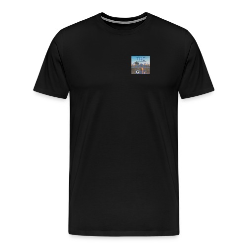 my first official logo - Men's Premium T-Shirt