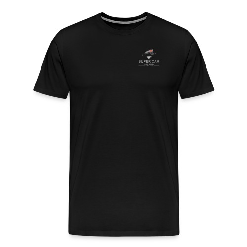 SuperCarIsland - Men's Premium T-Shirt