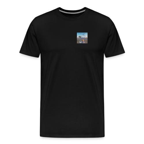 my first official logo - Men's Premium T-Shirt