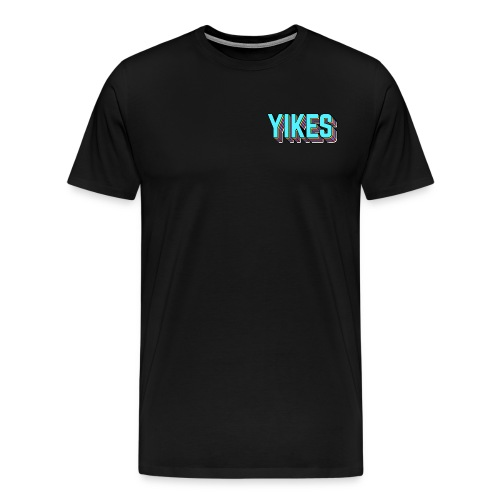 Yikes The Second - Men's Premium T-Shirt