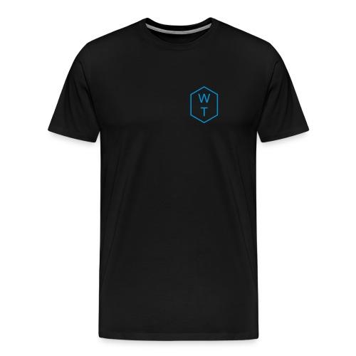 water tubedk - Herre premium T-shirt