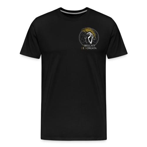 SBIELLATI DE BORGATA - Maglietta Premium da uomo