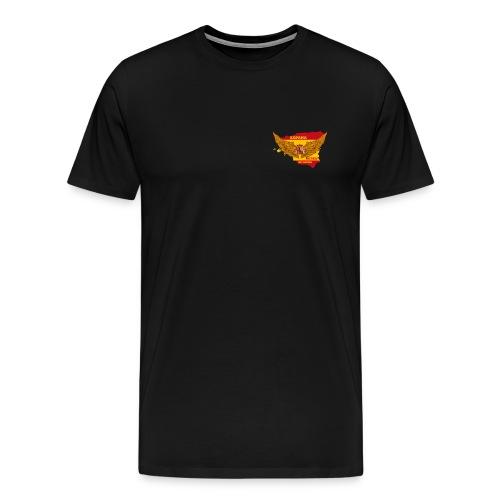 German Digits Spanien - Männer Premium T-Shirt