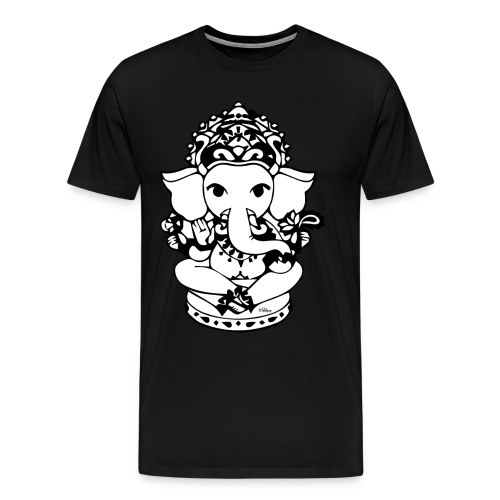 Wee Ganesh - Men's Premium T-Shirt