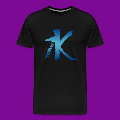 Je suis comme l'Eau! - T-shirt Premium Homme