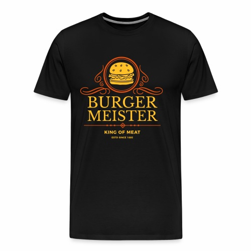 Burgermeister - Männer Premium T-Shirt