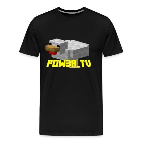 POW3R-GAIZ-MAGLIA (EDIZIONE SPECIALE) - Maglietta Premium da uomo