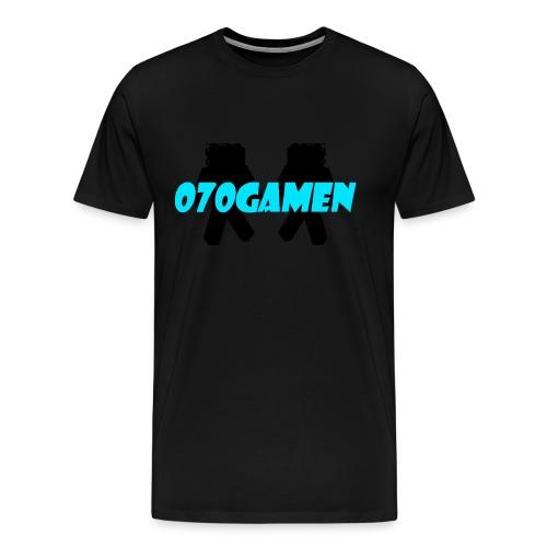 Accessoires type 2 - Mannen Premium T-shirt
