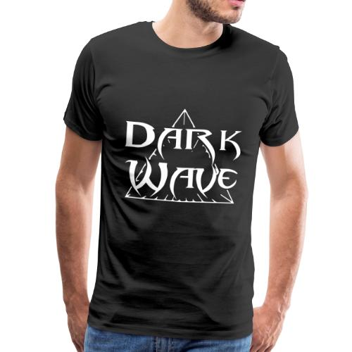 Dark Wave - Männer Premium T-Shirt