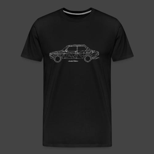 Limited Edition 99 Wit - Mannen Premium T-shirt