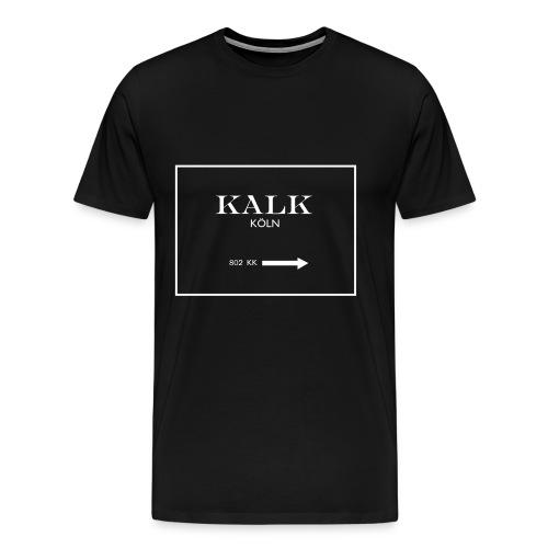 Kölner Veedel Kollektion - Kalk - Männer Premium T-Shirt